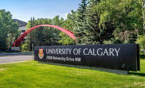 Đón tiếp đại diện Trường Đại học Calgary, Canada