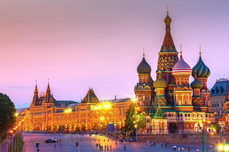 Thông báo tuyển sinh đi học theo diện Hiệp định tại Liên bang Nga năm 2019