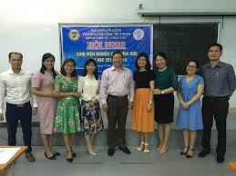 Thông báo kế hoạch tổ chức Hội nghị Sinh viên NCKH cấp trường năm học 2018-2019 và tọa đàm với GS.TSKH Bùi Văn Ga