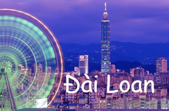 Chương trình trại hè năm 2019 tại Đài Loan
