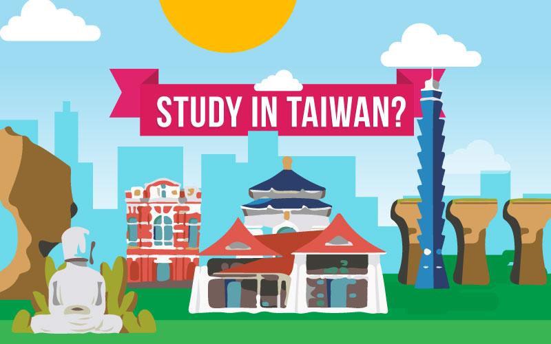 Thông tin chương trình triển lãm Giáo dục Đại học Đài Loan 2020